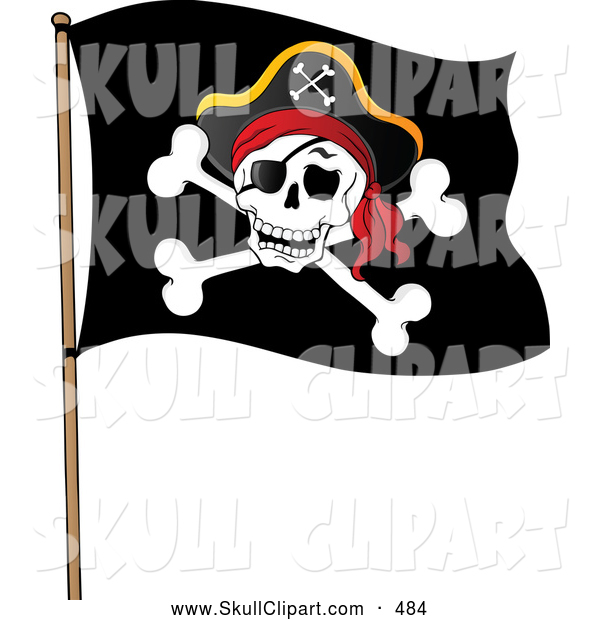 clipart pirate flag - photo #29